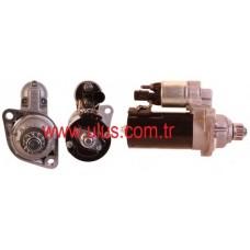 0001153009 Marş Motoru 2.0 TDI 12v 13 Diş 1,8 KW Volkswagen Bosch Tipi